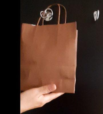 Einkaufstasche springt nicht mehr raus 1